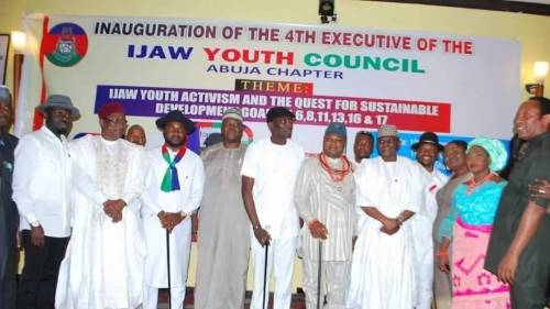 Ijaw Youth Council, IYC, Bayelsa,