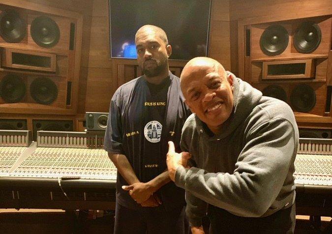 Kanye West, Dr Dre, Jesus Is King,