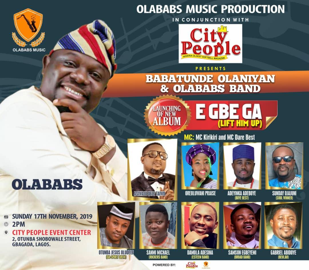 Olababs Music Production, Babatunde Olaniyan,