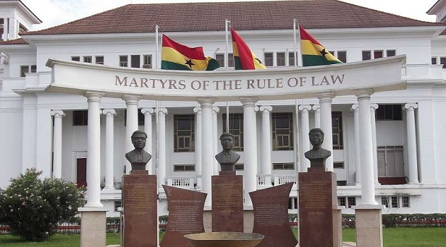 supreme-court, Accra, Ghanaian Court,