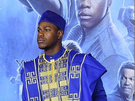 John Boyega, Agbada