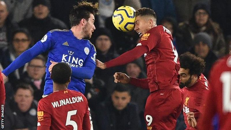 Liverpool, Firmino, Leicester City