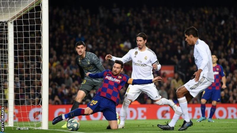 Messi, Real Madrid, El Classico, Barcelona,