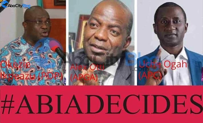 Abia, PDP, APGA, Guber Polls,
