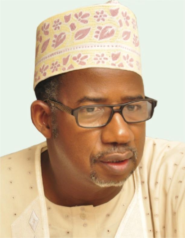 Bala Mohammed, Bauchi Gov,