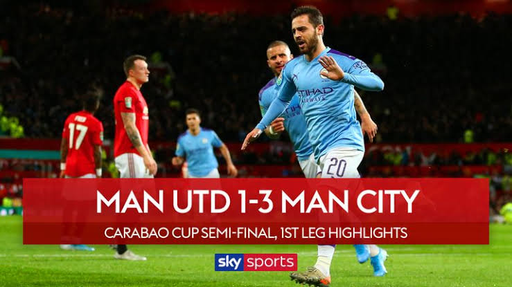 Carabao Cup, Manchester United, Manchester City,