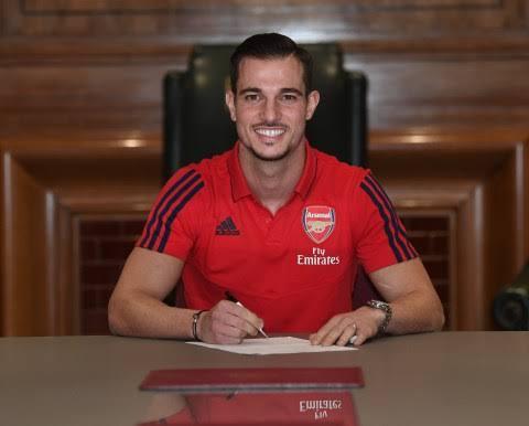 Cedric Soares, Arsenal, Southampton,