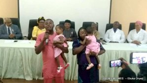 Conjoined Twins, Abuja National Hospital,