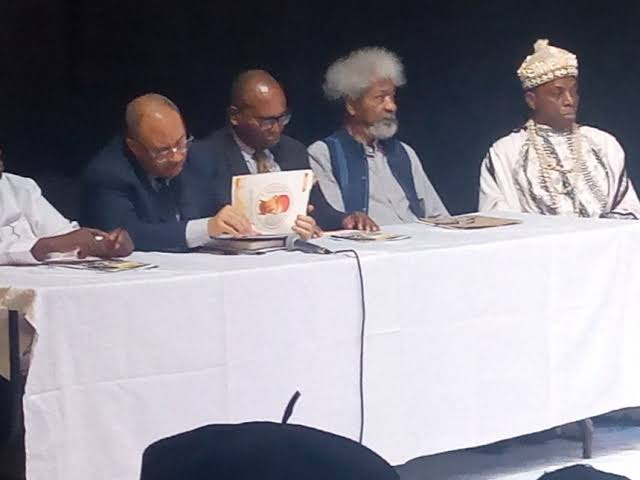 Never Again Conference 2020, Gowon, Wole Soyinka,
