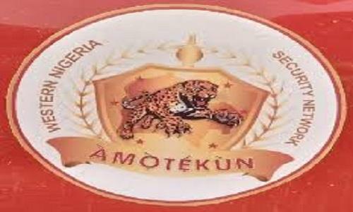 Operation Amotekun