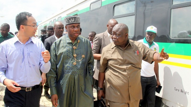 FG, Rotimi Amaechi, Itakpe-Warri Railway Line,