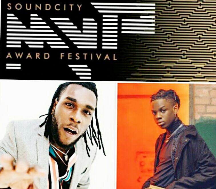 Soundcity, MVP 2020 Awards,