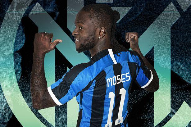 Victor Moses, Inter Milan,