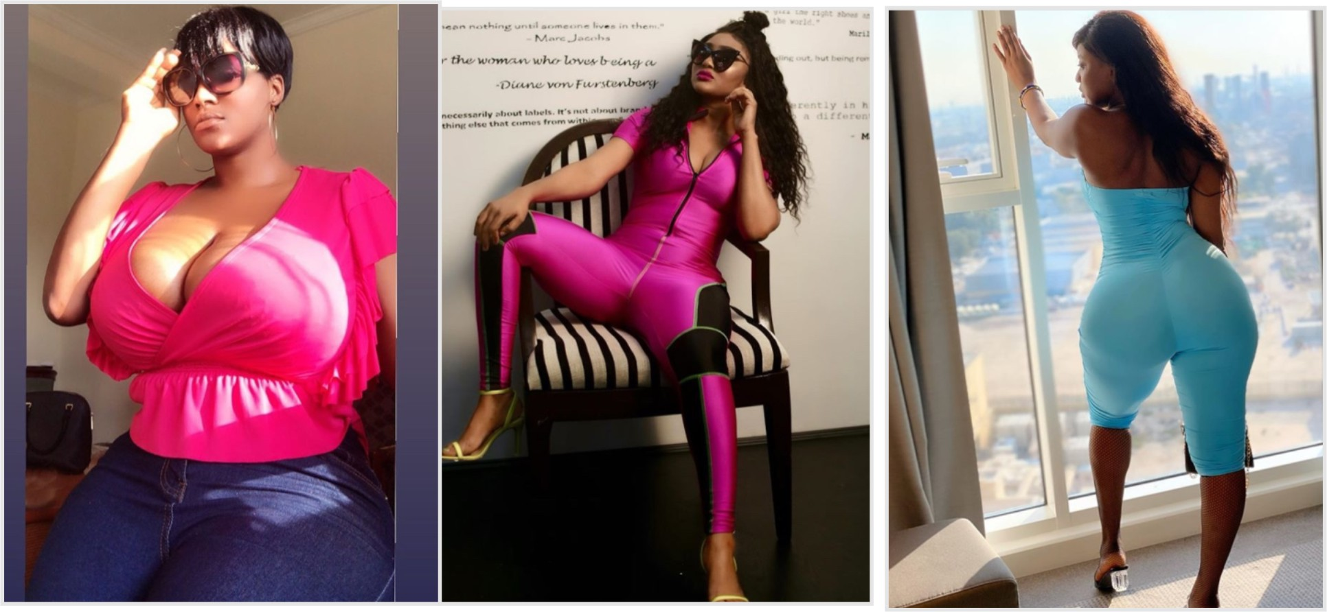 Meet 10 Hot Babes Used For Naija Music Video | City People