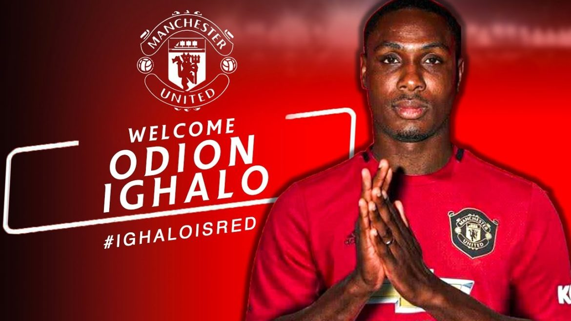 Odion Ighalo. Man Utd, Chelsea,