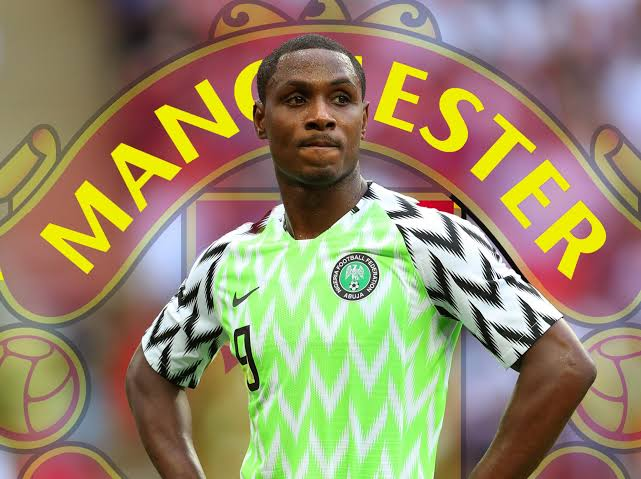 Odion Ighalo, Manchester United,