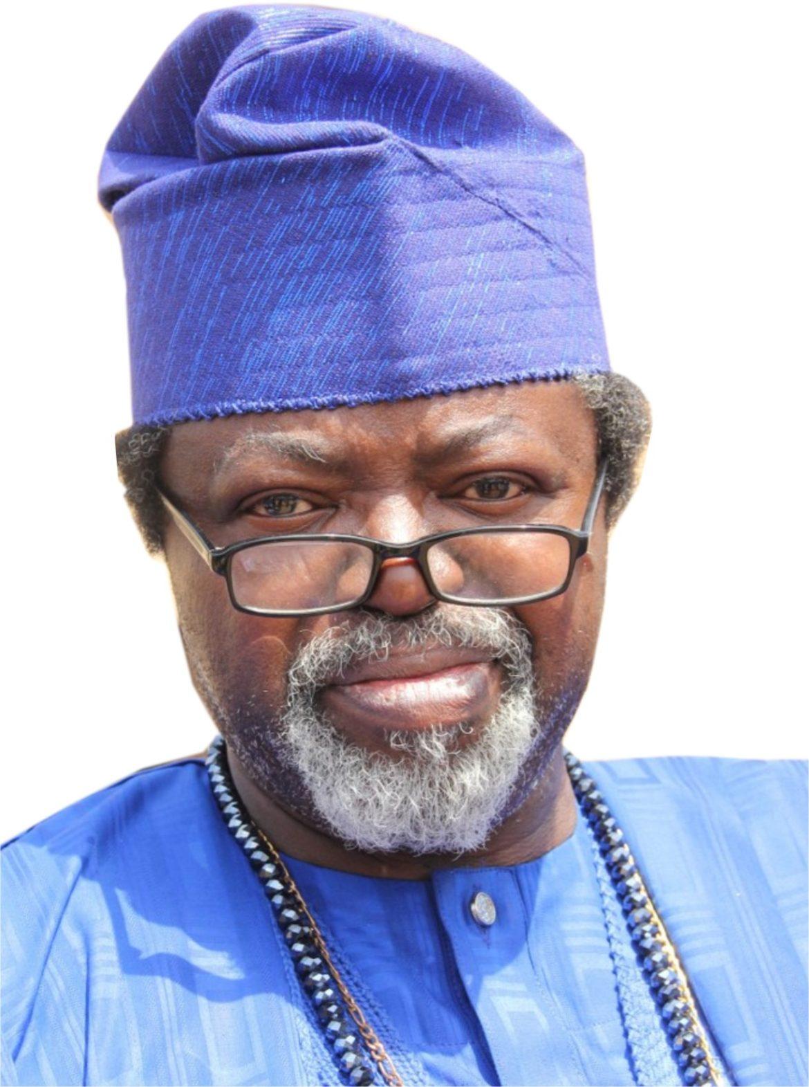 Up Asso Secretary, Otunba BABATUNDE,