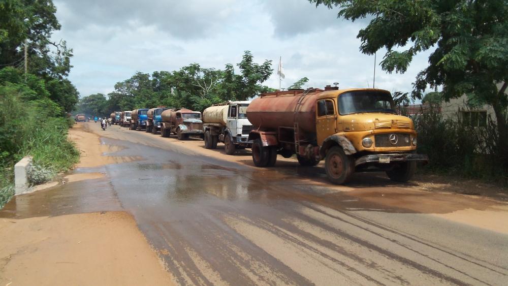 Tanker, Nigeria, Owerri,