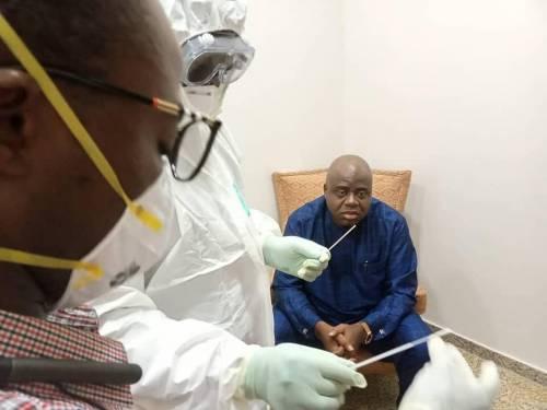 Bayelsa Govt, Coronavirus