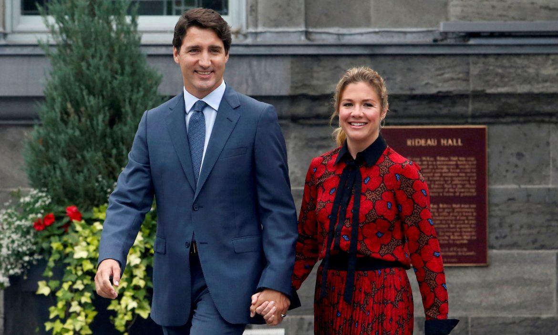 Canada PM, Wife, Coronavirus,