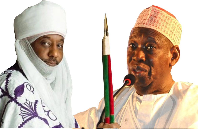 Ganduje, Sanusi, Emir of Kano,