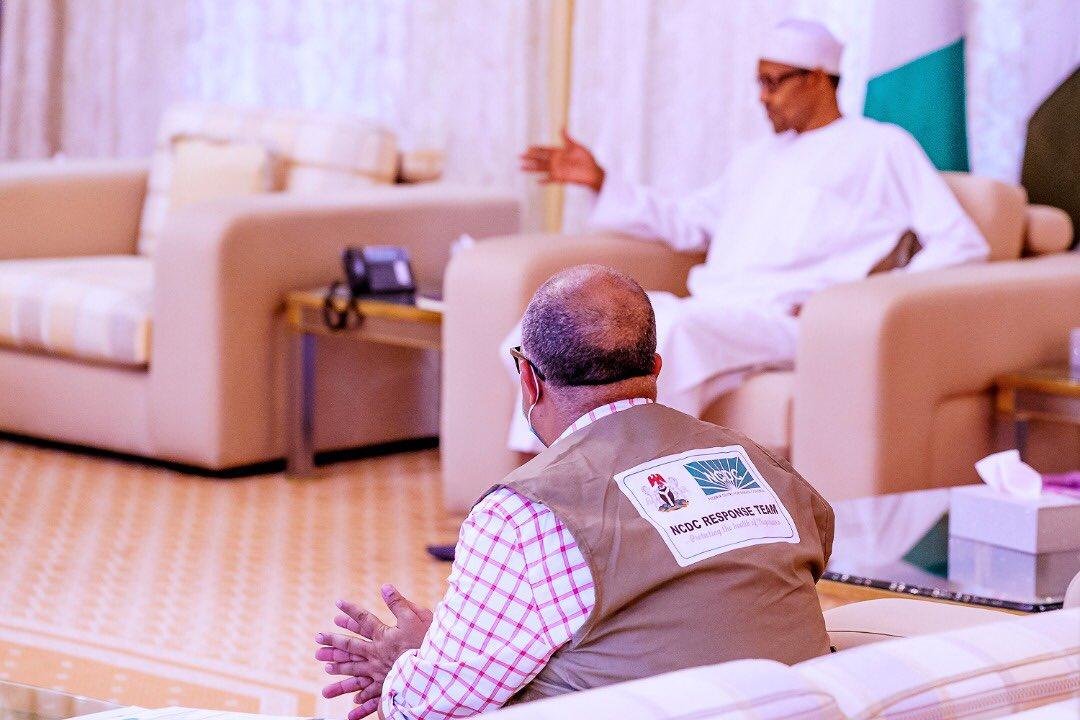 Buhari, NAICOM, NDIC, Board Members,