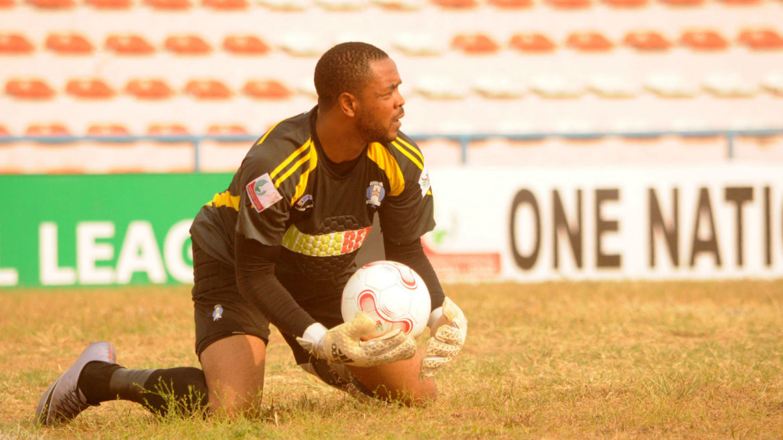 Charles Tambe, Abia Warriors, NPFL,
