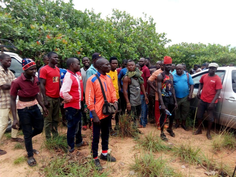 Enugu Travellers, Lockdown,