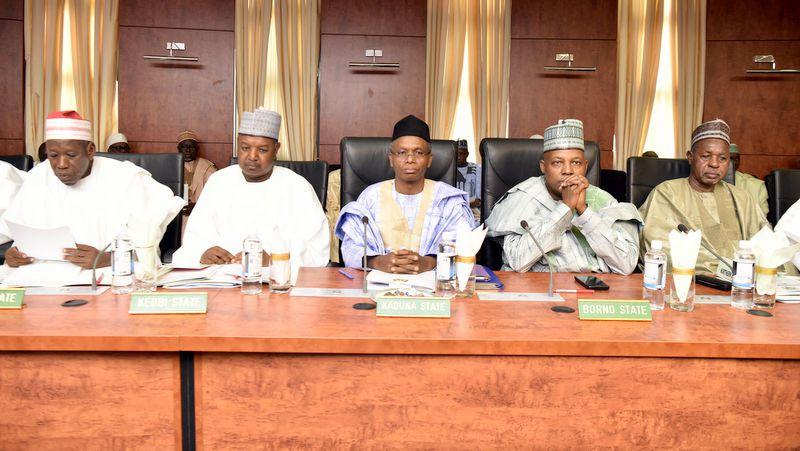 Northern governors forum, NGF, Lockdown,