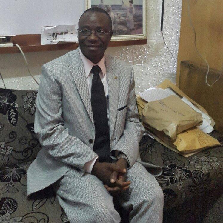Prof. Richard-Akindele, OAU,