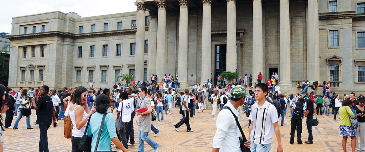 University of the Witwatersrand, Johannesburg,