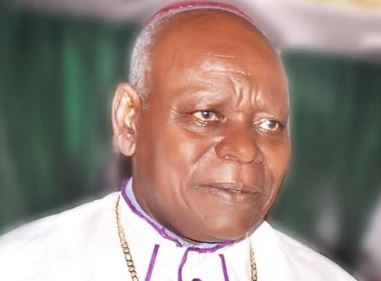 Bishop Joseph Masin, CAN, Nasarawa,