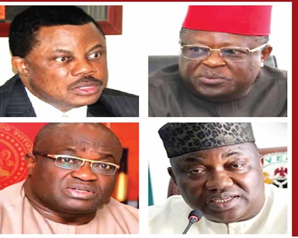 South East, Governors, IGP Adamu, Community Policing,