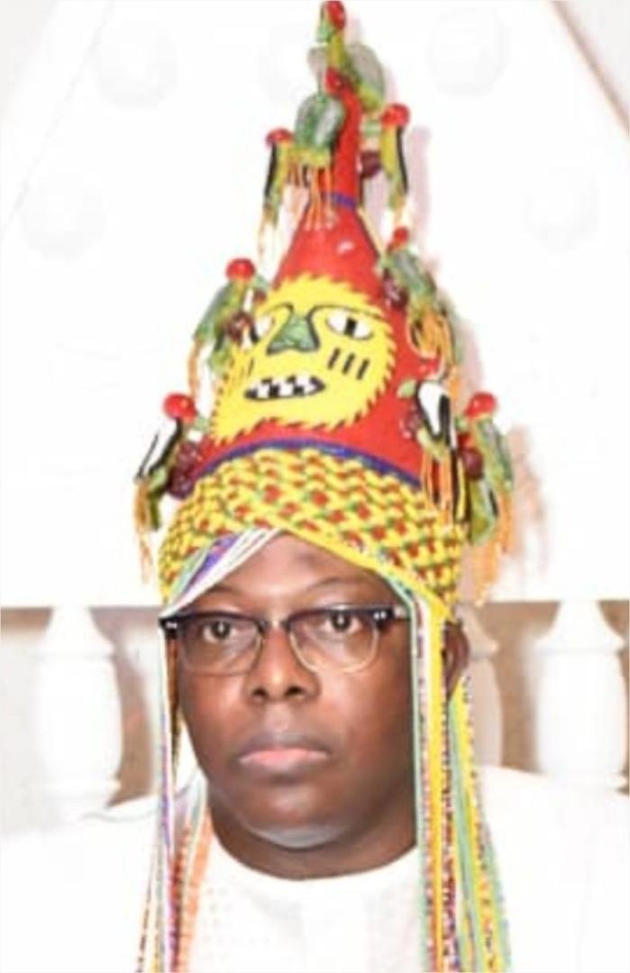 Oniru of Iruland, Oba Gbolahan Lawal,