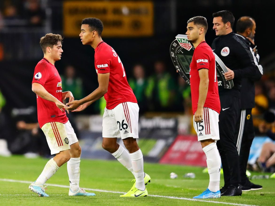 Manchester United, EPL, Substitution,