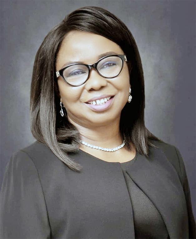 Mary Uduk, DG-SEC