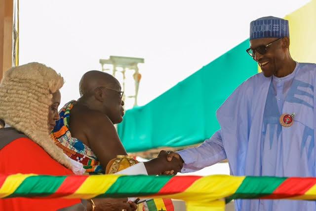 Nana Akufo-Addo, Buhari