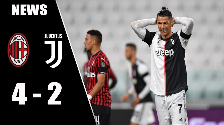 AC Milan, Ibrahimovic, Juve, Ronaldo,