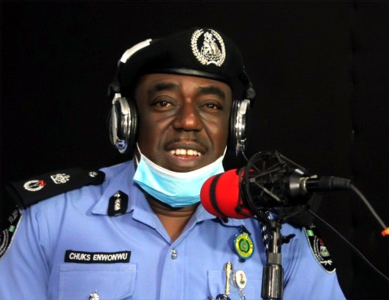 CP CHUKS ENWONWU, OYO Police Command,