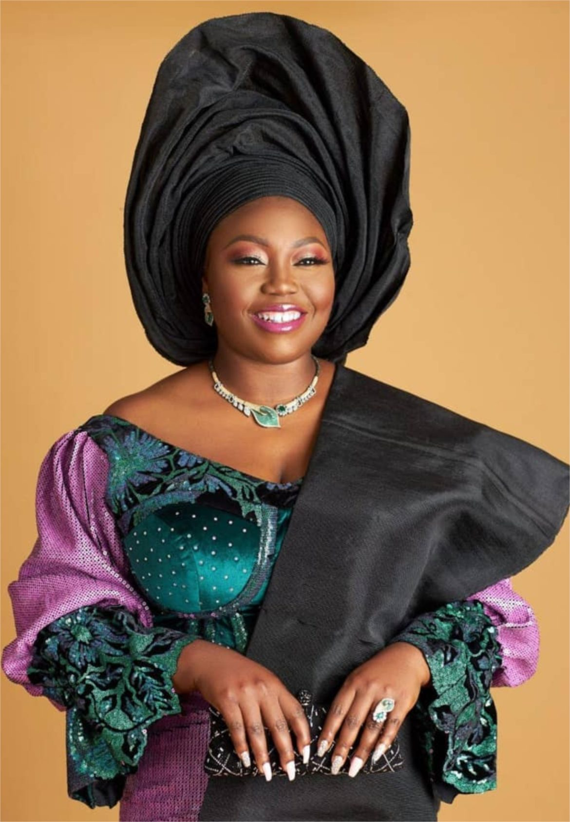 LAGOS Fashion Designer, KIKI OKEWALE