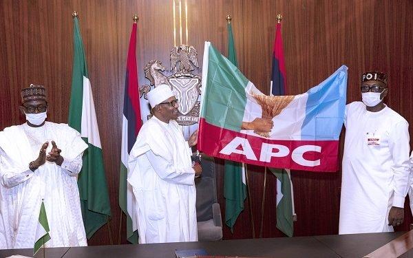 Osagie Ize-Iyamu, Buhari, APC,