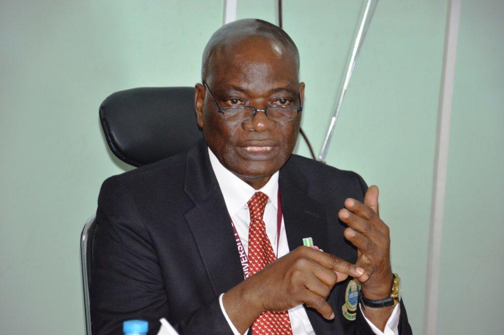 Prof. Oluwatoyin-Ogundipe, Vice-Chancellor, University-of-Lagos, UNILAG,