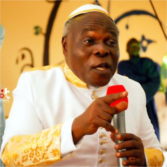 Prophet ADEONIGBAGBE