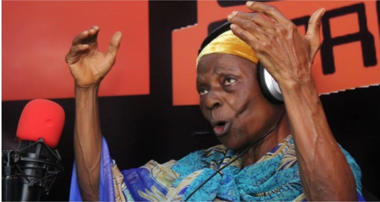 Grace Owoola, Iya Oshogbon,