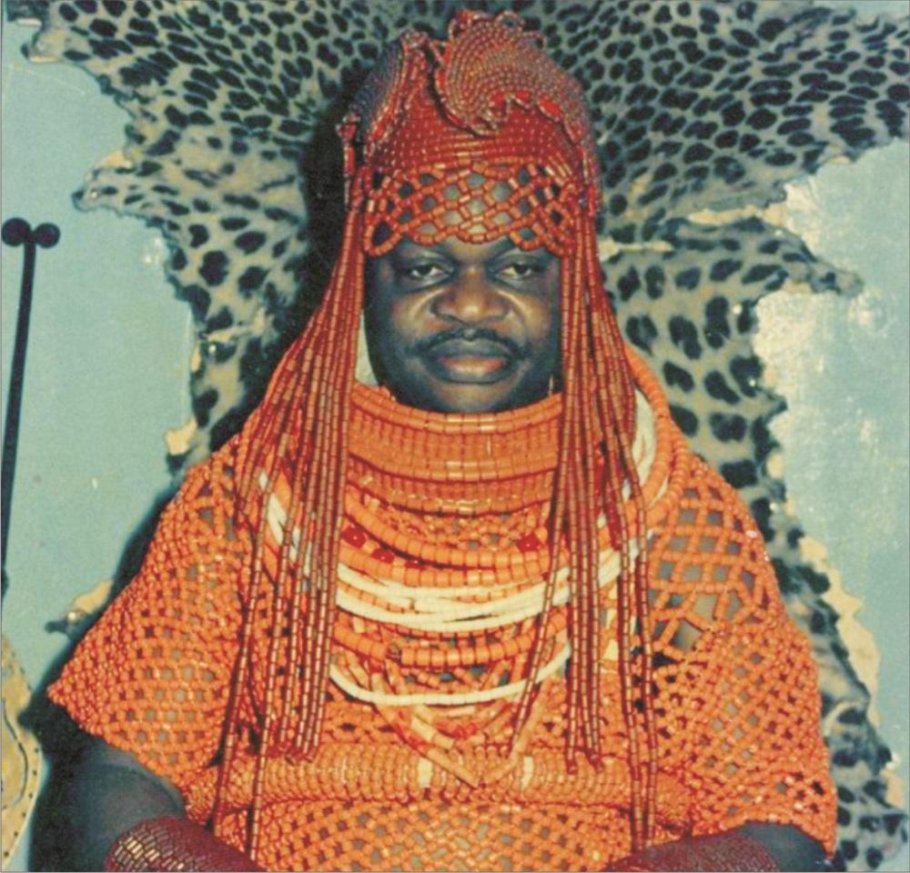 Eze, Oba of Ogba kingdom