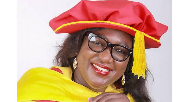 Professor Florence Obi, UNICAL,
