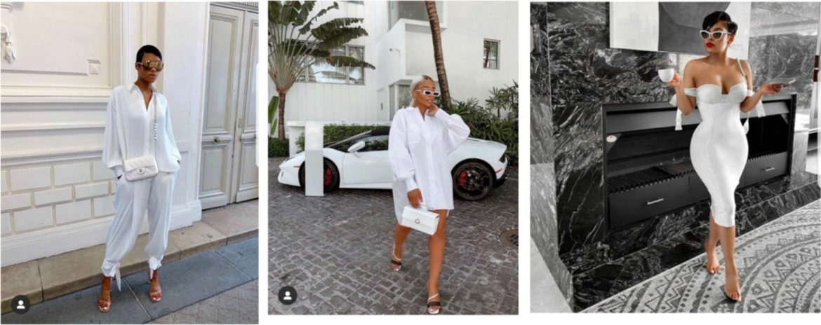 Inspiring Ways To Rock An All-White Outfit
