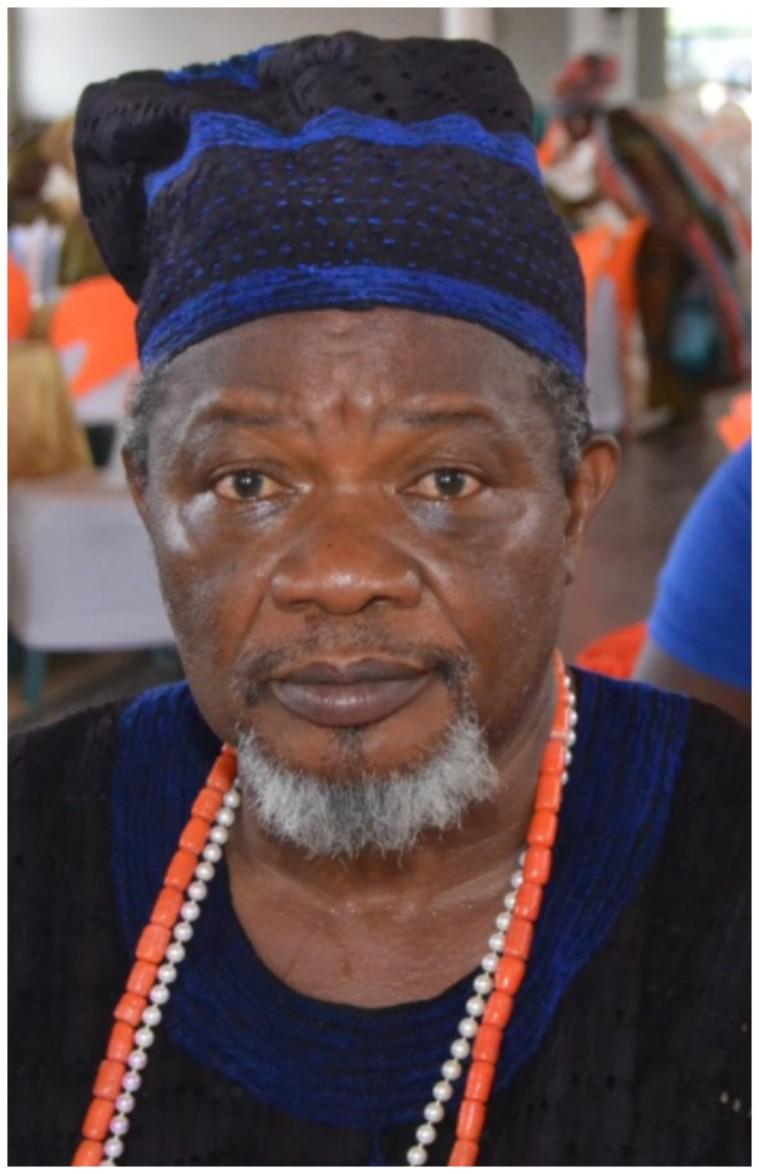 OBANTA News Publisher, GBENGA AROYEWUN