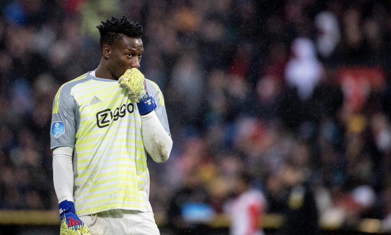 Andre Onana, Ajax, Doping,