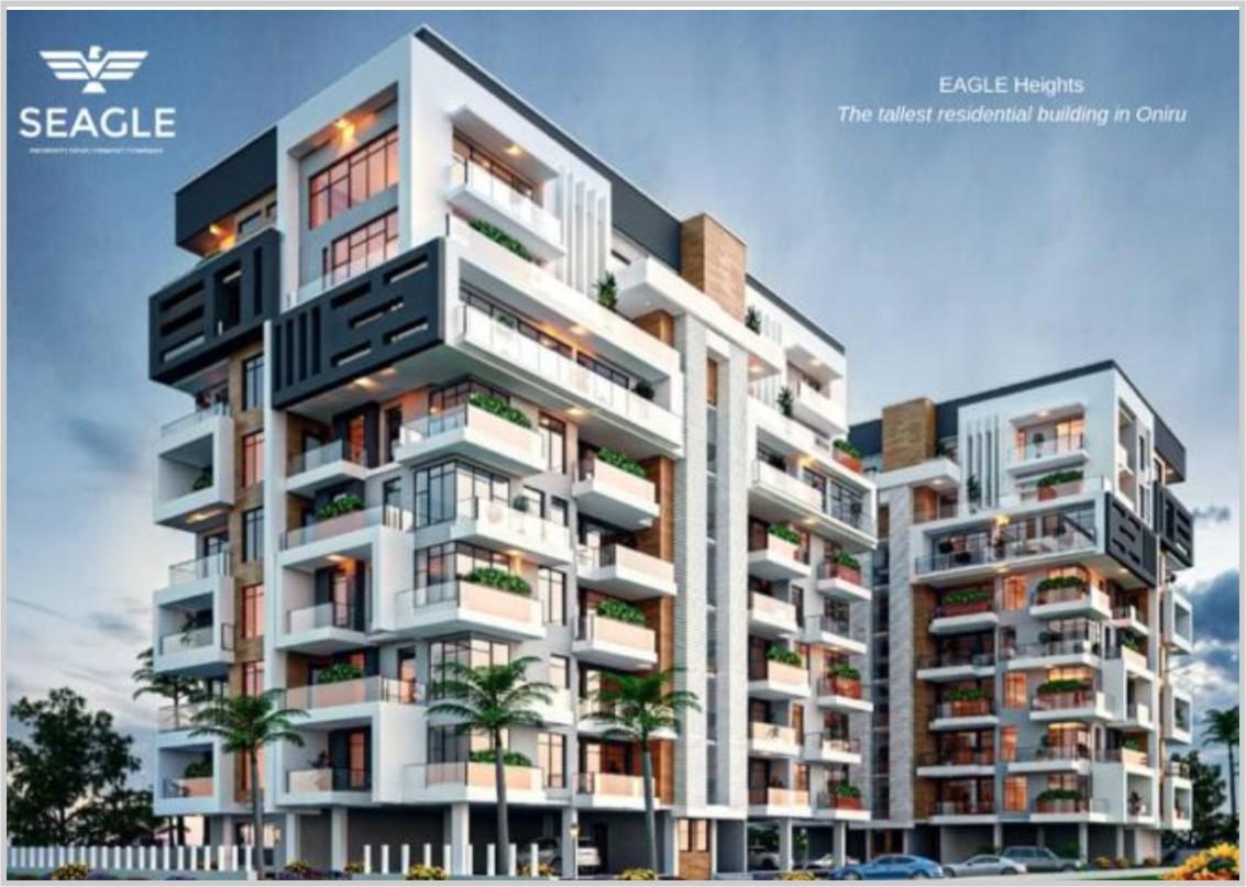 EAGLE Heights Apartments, ONIRU,
